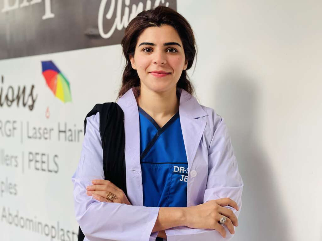 Dr Sara Jahandad,
